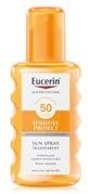 Eucerin Transparentný sprej SPF 50