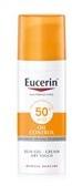 Eucerin Ochranný krémový gél na opaľovanie na tvár Oil Control SPF 50+