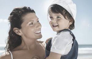Dieťa s matkou